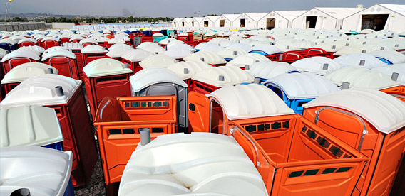 Champion Portable Toilets in Windsor,  CA